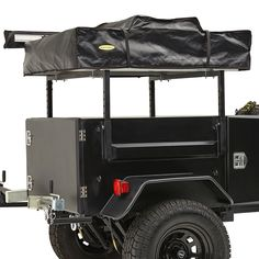 Telescopic rack system (2.25-12 inches of extra storage space) (tent/awning not included)