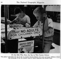 """Personalmente odio que me discriminen. Me cuelo en las secciones infantiles de las bibliotecas y ya me han dicho alguna vez eso de """"para niños sólo"""" :("""