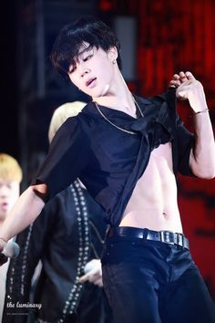 Jimin of BTS Lord this boy needs to stop cause this is illegal in my heart well... I still like it X)
