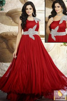 187 Best Latest Fancy Gown And Floor Length Anarkali Salwar Suits