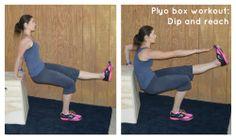11 besten Plyo Boxes Bilder auf Pinterest   Plyometrie, Fit werden ...
