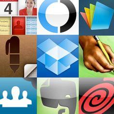 20 iPad Apps for Productivity