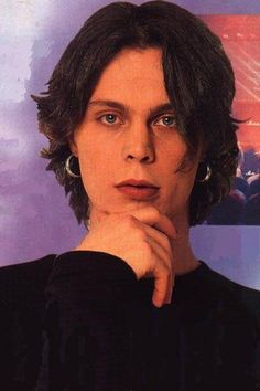 Ville Valo. So beautiful...:'). ♥♥♥. #ville valo #HIM
