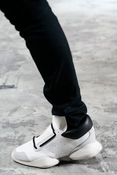 Rick Owens Spring 2014 Menswear Collection Slideshow on Style.com