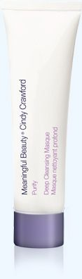 Cindy Crawford's Meaningful Beauty Deep Cleansing Masque