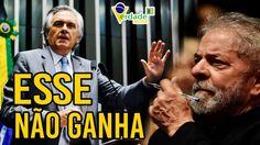 Quem vai votar no delinquente LULA? - Ronaldo Caiado