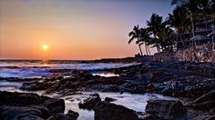 Big Island Sunset by Brian Behling