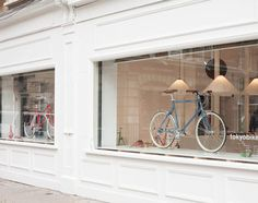 TokyoBike New London Store