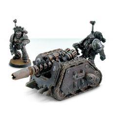 Legion Rapier Graviton Cannon