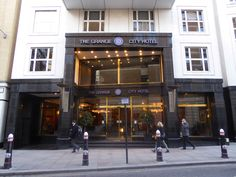 LONDON, GRANGE CITY HOTEL