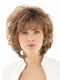 16 Cute Short Hairstyles for Curly Hair To Make fellow Women Jealous | Circletrest