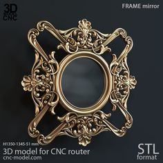Cnc Machine, Cnc Router, New Homes, Machine Design, Mirror, Frame, Bedroom Ideas, Models, 3d