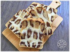 cathy's joy: Leopard Prints Bread