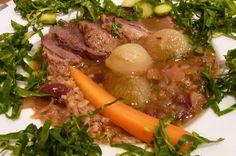 Mmmmm mutton stew!