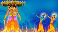 Why we celebrate #vijaydashmi? It is celebrated as victory of #Lord #Ram over #Ravan on Ashvin Shukla Dashami. #Dussehra 2018 is on 19th Oct this year.