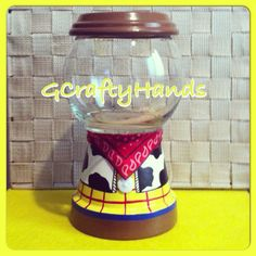 Hey, I found this really awesome Etsy listing at https://www.etsy.com/listing/213143465/woody-inspired-candy-jar