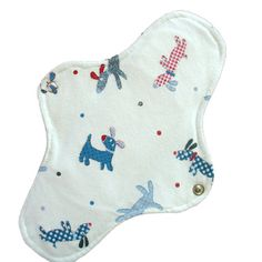 Giza Cotton Cloth Menstrual Pad All-in-one -Dog Party Regular Price: $13.99 Sale Price: $9.99 #organic #clearance #health