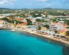 """Kralendijk """"The BIG City"""" on Bonaire   so beautiful"""