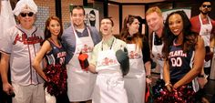 2013 IPPE: Four IPPE Attendees Win Meat Me in @LANTA Burger Flip Contest