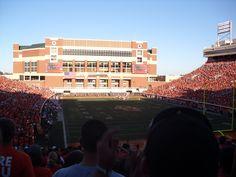 Boone Picken's Stadium first hand