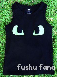 FushuFana: Desdentao / Toothless (applique) -> con plantilla gratis / with free pattern