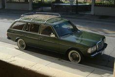 1980 Mercedes Benz 300TD W 123