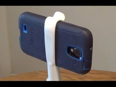 ▶ DIY PVC Smartphone Tripod Mount and Stand from PVC pipe with good instructions. Can mount to tripod or make your own pvc stand. - YouTube