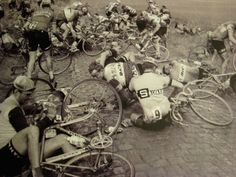 CYCLING ART BLOG: Paris-Roubaix
