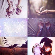"""""""Le si avvicinò lentamente, premendole una mano all'altezza del cuore che non era in grado di palpitare come quello umano, ma divampante, incessantemente, per lei. «È la luce dell'amore, e di tutte le sue forme che mi ha reso così» Sorrise, ascoltandone i pensieri. «Non ti sto raccontando assurdità. È successo amandomi, anche quando non apparivo, quando non sapevi chi fossi."""" {©Loving an Angel:Il Diario di Safira}"""