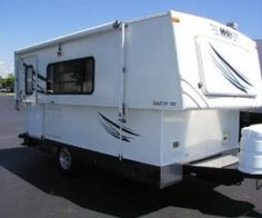 Used 2008 Hi-lo TOW LITE 1908T #Travel_trailer @ http://www.shop-rvs.com/used-rvs/2008/travel-trailer/hi-lo/tow-lite-1908t/5839/