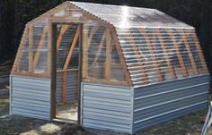 7 DIY Greenhouses | How to build a greenhouse