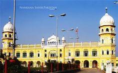 Gurudwara Sri Nankana Sahib, Pakistan