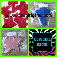 Handmade Car Fresheners Retail & Wholesale Over 20+ Scents www.cowgirlgems.com