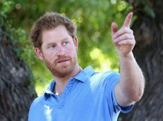 Prince Harry Photos - Prince Harry Visits Africa - Day 3 - Zimbio
