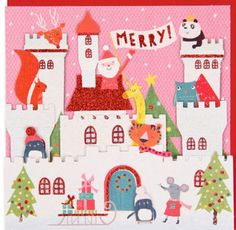 print & pattern: XMAS 2015 - paperchase cards