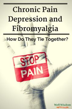 Chronic pain, depression, and fibromyalgia are all chronic disorders, and they can serious hamper your lifestyle if you're not on top of them. But did you know that the three are all linked?