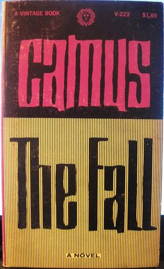 The Fall by Albert Camus, 1956