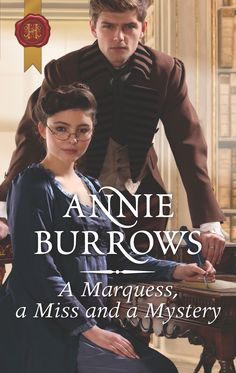 """Read """"A Marquess, a Miss and a Mystery"""" by Annie Burrows available from Rakuten Kobo. A staged seduction… …to solve a murder mystery! After one disastrous season, Miss Horatia Carmichael avoids the ton—her . Books To Buy, Used Books, Books To Read, Marquess, Annie, Mystery, Novels, This Book, Ebooks"""