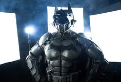 Batman Meets Star Wars With One Badass Helmet