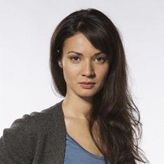 ANNE-MARIE SAN  (Moon Dailly) La francesa. Es una excelente criminóloga con una notable capacidad analítica.