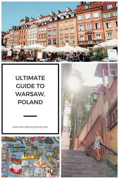 Ultimate Guide to Warsaw Poland