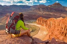 Grand Canyon National Park: Rim to Rim 2-Day Backcountry Hiking ...