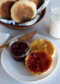 Homemade English muffins softer and more delicious than anything that comes out of a package.