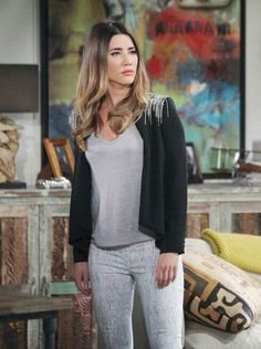 2015 Steffy Jacqueline Macinnes Wood, Bold And The Beautiful, Got The Look, Sports Stars, Celebs, Celebrities, Soaps, Actors & Actresses, Glamour
