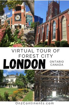 Virtual tour of the Canadian city of London. Explore the Forest City right from your sofa when you are stuck at home or cannot travel. Virtual Travel, Virtual Tour, Best Places To Travel, Cool Places To Visit, Calgary, Places In England, Forest City, Virtual Field Trips, Travel Couple