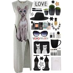 """Clara's #251 - yoyomelody"" by claraclo19 on Polyvore"