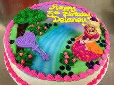 Photo: and the Diamond castle Happy Birthday Delaney! Barbie Fairytopia, Happy Birthday, Birthday Cake, Castle, Cupcakes, Diamond, Desserts, Food, Happy Brithday