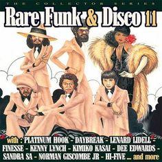 Funk-Disco-Soul-Groove-Rap: RARE FUNK & DISCO VOL.11