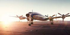 Constellation: Lufthansa vai relançar voos comerciais com aeronave lendária