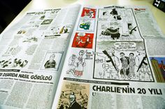 Charlie Hebdo cover printed in Turkish daily - Middle East - Al Jazeera English